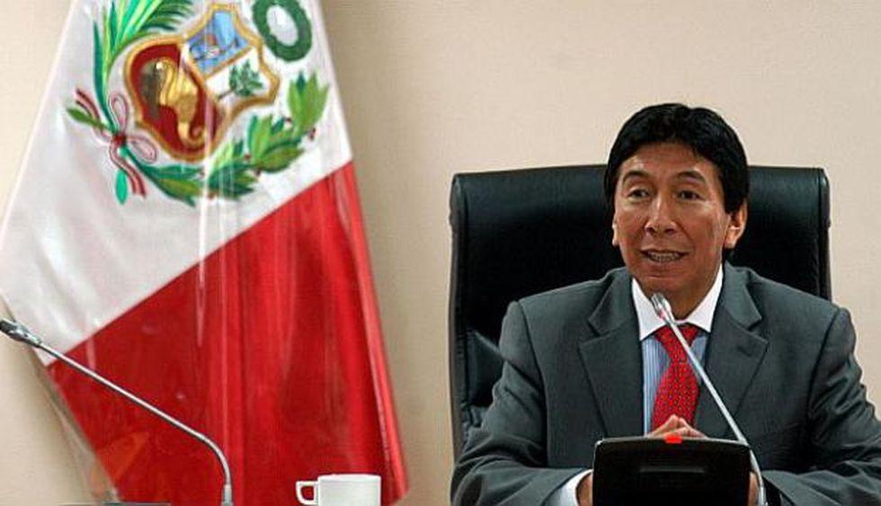 Tapia fue un ex dirigente del PPC que acompañó a Raúl Castro cuando este último era presidente de dicho partido. (Foto: Archivo El Comercio)