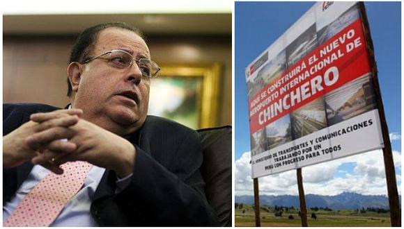 Las dudas sobre la adenda de la concesión para construir el aeropuerto internacional de Chinchero llevaron al poder Ejecutivo a dejar sin efecto el contrato. (Foto: El Comercio)