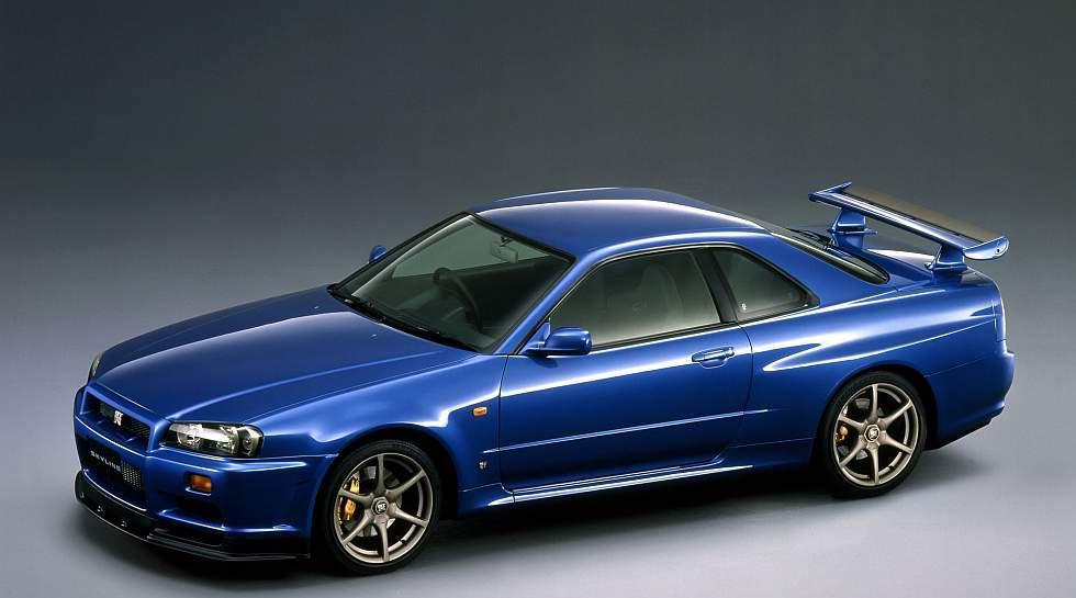 Mira los 60 años del Nissan Skyline en imágenes - 7