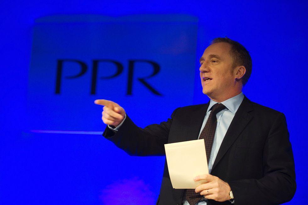 François-Henri, uno de los hombres más ricos del mundo. (Reuters).