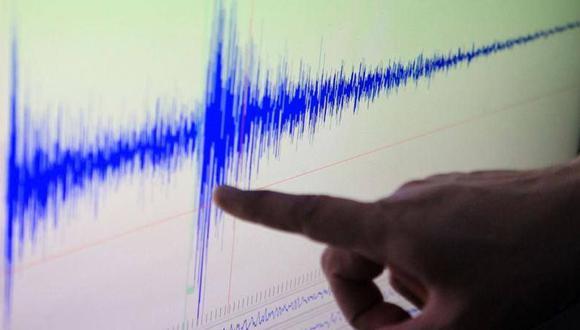 Un sismo se registró este miércoles en la tarde en Chilca. (GEC)