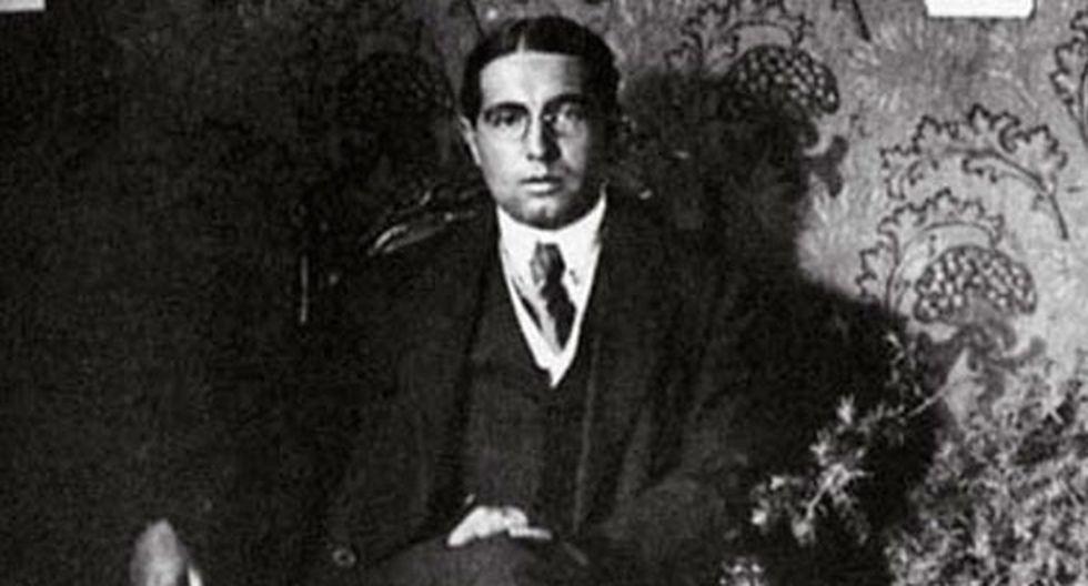 Abraham Valdelomar. (Foto: Casa de la Literatura)