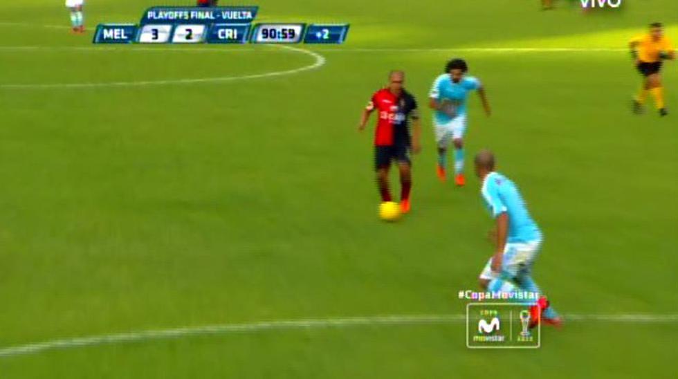 CUADROxCUADRO: así se gestó el gol decisivo de Bernardo Cuesta - 7