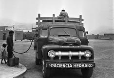 Día Mundial del Agua: Lima y su eterno problema con un servicio que desde un inicio no llegó a toda la población