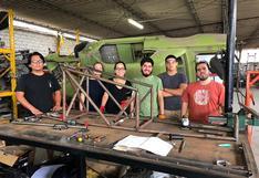 KON: los universitarios que representan al Perú en concurso internacional de transporte sostenible