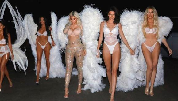 Las hernanas Kardashian - Jenner son muy populares en las redes sociales, ya que suman millones de seguidores. (Foto: Facebook)