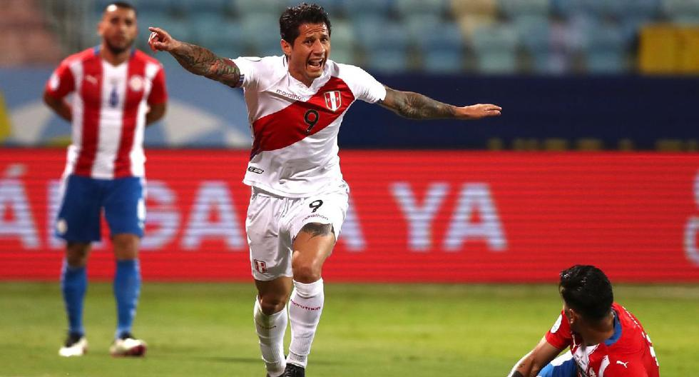 Gianluca Lapadula lleva tres tantos marcados en la Copa América. (Foto: Selección Peruana)