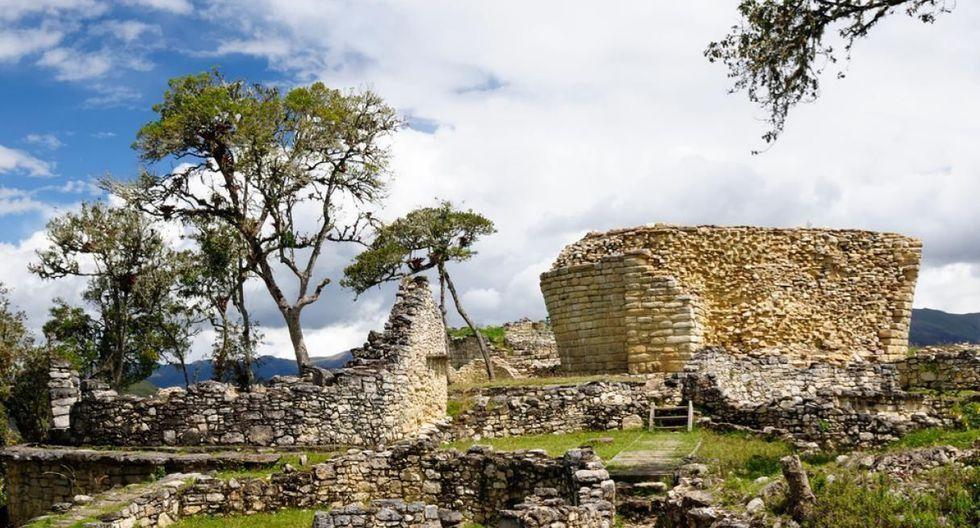 El centro arqueológico se encuentra a un par de horas desde la ciudad de Chachapoyas. (Archivo / El Comercio)