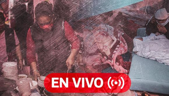 Coronavirus Perú EN VIVO | Últimas noticias, casos y muertos por Covid-19 en el día 97 del estado de emergencia, hoy sábado 20 de junio de 2020 | Foto: Diseño GEC