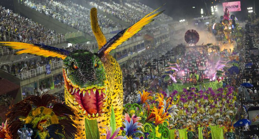 Carnaval de Río: Los primeros desfiles en el Sambódromo [FOTOS] - 14