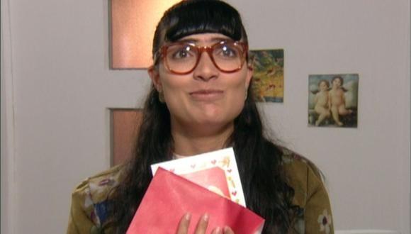 """Ana María Orozco, la querida Beatriz Pinzón en """"Yo soy Betty, la fea"""" (Foto. RCN)."""