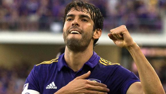 A la edad de 35 años, Kaká ha decidido ponerle punto final a su carrera deportiva. Su último club profesional fue el Orlando City. Es recordado por obtener el Balón de Oro 2007. (Foto: AP)