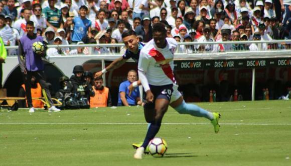 Liga de Quito vs. Emelec: con golazo de Anderson Julio albos ganan 1-0 por definición de Serie A de Ecuador. (Video: YouTube/Foto: Captura)