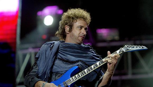 """El emblemático """"Canción animal"""" de Soda Stereo cumple 30 años. (Foto: AFP/Alfredo Estrella)"""