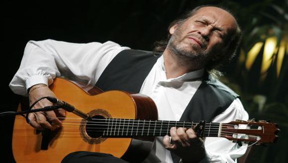 Paco de Lucía en cinco interpretaciones imprescindibles