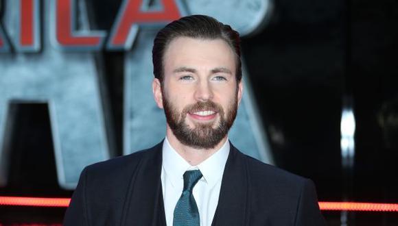 """Chris Evans: """"El Capitán América por fin sigue su corazón"""""""