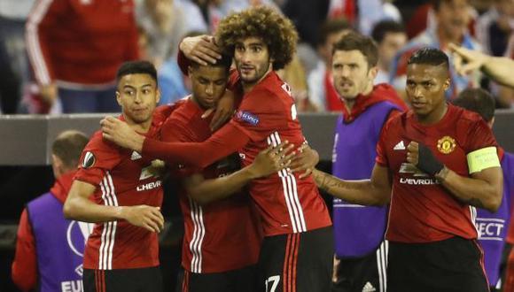 Manchester United venció 1-0 a Celta por semis de Europa League