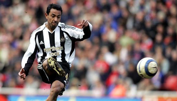 Ñol llegó a Newcastle en 1998. (Foto: AFP)