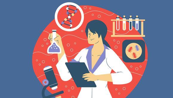 Las mujeres aportan al desarrollo científico. (Foto: Pixabay)
