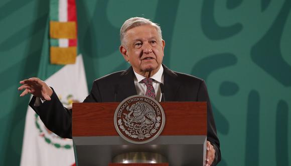 El presidente de México, Andrés Manuel López Obrador. (EFE).