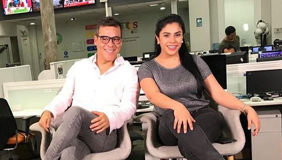 Adolfo Aguilar y Maricarmen Marín responden a tus preguntas en entrevista EN VIVO. (Foto: El Comercio)
