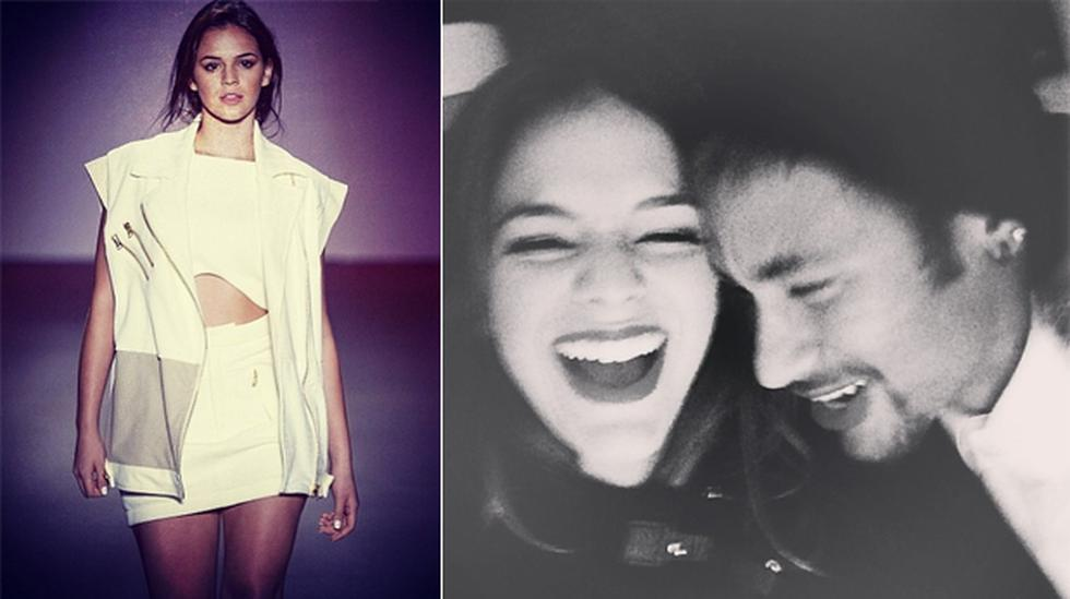 Bruna Marquezine habló por primera vez de su amor por Neymar - 1