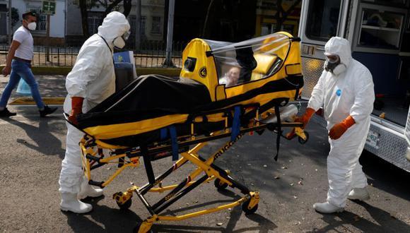 Coronavirus en México | Últimas noticias | Último minuto: reporte de infectados y muertos hoy, viernes 08 de enero del 2021 | Covid-19. (Foto: REUTERS/Carlos Jasso).