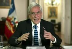 Cumbre del Clima: Piñera pide proteger los recursos marítimos de la Antártida