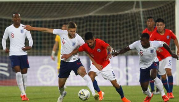 Chile venció 2-1 a Inglaterra por el Torneo Esperanza de Toulon. (Foto: @LaRoja)