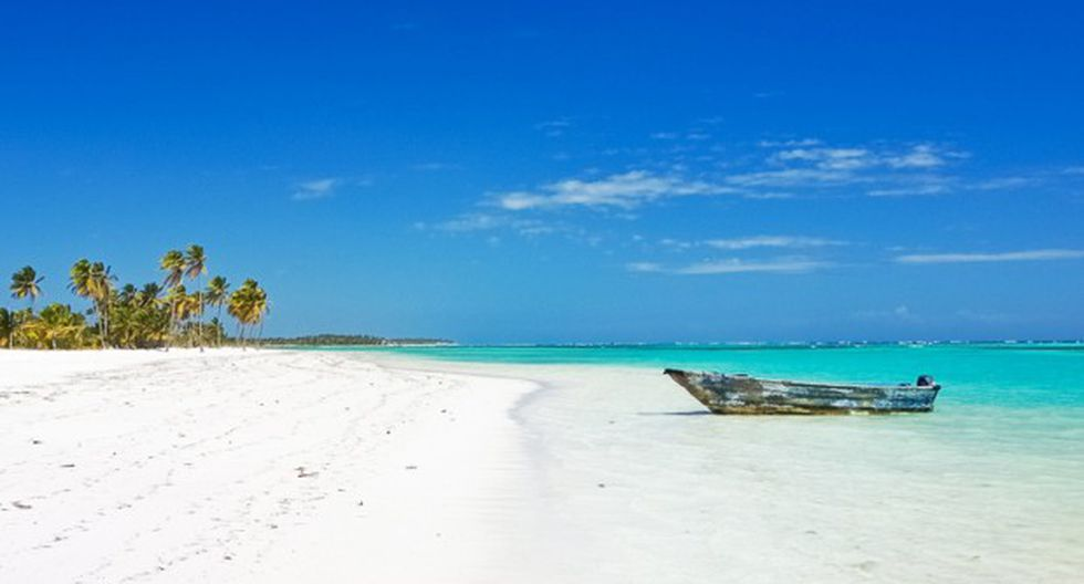 En segundo lugar figura Punta Cana, República Dominicana. La duración promedio de la visita al 2017 fue de 8.6 días. Según Mastercard, el gasto promedio diario ascendió a US$134 y la mayoría de visitantes llegaron desde EE.UU., Canadá y Rusia.