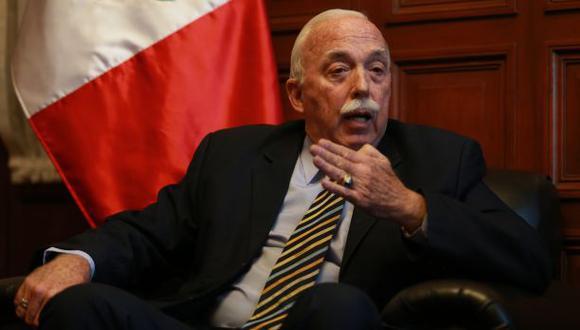 Tubino propone modificar ley contra apología al terrorismo
