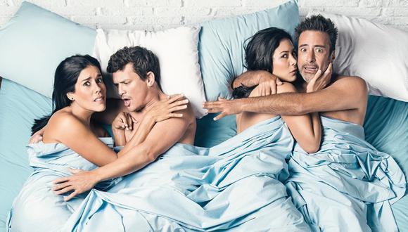"""""""Dos más dos"""" se estrena en el Pirandello. (Foto: Difusión)"""