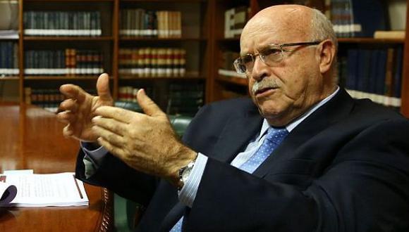 Eduardo Ferrero es miembro del equipo jurídico ante La Haya (Foto: Archivo El Comercio)