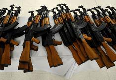 Estados Unidos vendió el 36% de todas las armas en el mundo los últimos cinco años