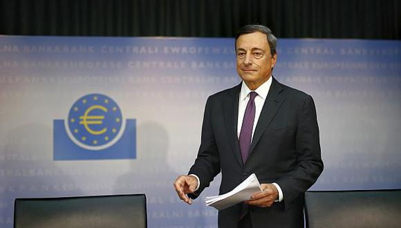 BCE recortó su tasa de referencia al nivel histórico de 0,05%