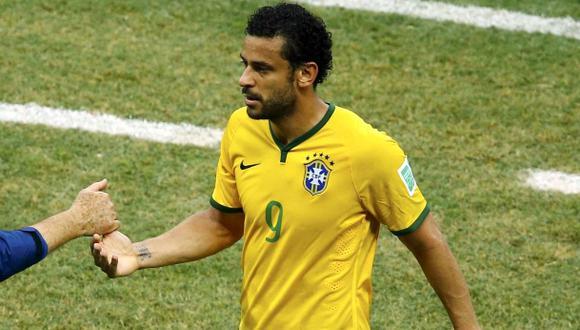 Fred, de héroe a villano de Brasil en menos de un año