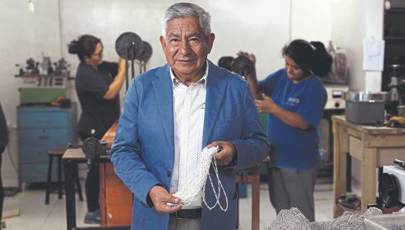 El Perú es uno de los grandes exportadores de la cadena cordón, dijo Guevara. (Foto: Juan Ponce)