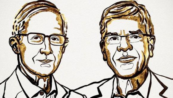 William D. Nordhaus y Paul Romer recibirán el premio en una ceremonia que se celebrará en el mes de diciembre.