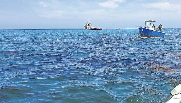 Tumbes: pescadores exigen indemnización por derrame de petróleo