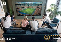 ¿Qué debes buscar en un televisor para disfrutar al máximo el largo camino hacia Qatar 2022?