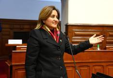 """Congresista Tania Rodas sobre vacunación de su pareja: """"Me siento decepcionada, indignada y nunca lo supe"""""""