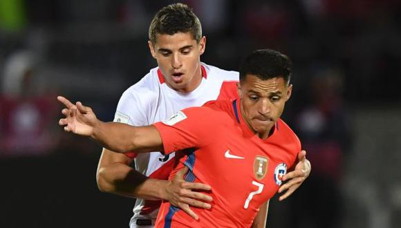 "Corzo: ""Más difícil fue marcar a Alexis Sánchez que a Neymar"""