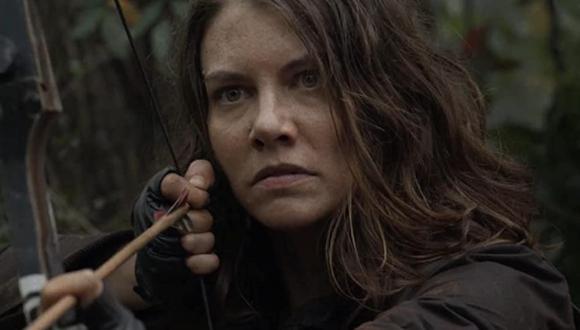 """Maggie volvió a """"The Walking Dead"""" con una historia de fondo que solo compartirá de a pocos (Foto: AMC)"""