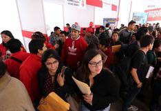 Callao: jóvenes podrán acceder a un puesto de trabajo en la Semana del Empleo