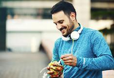 Qué comer para recuperarte rápido de una lesión