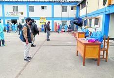 Junín: diagnostican a 18 reclusos del penal de Huancayo con infección por COVID-19