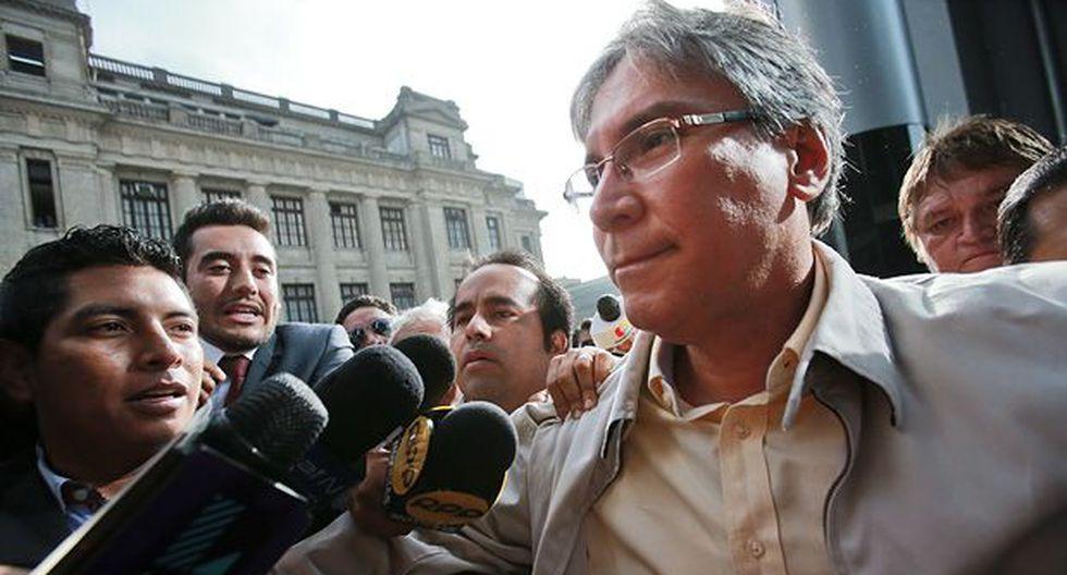 Aurelio Pastor fue trasladado al penal de Piedras Gordas II