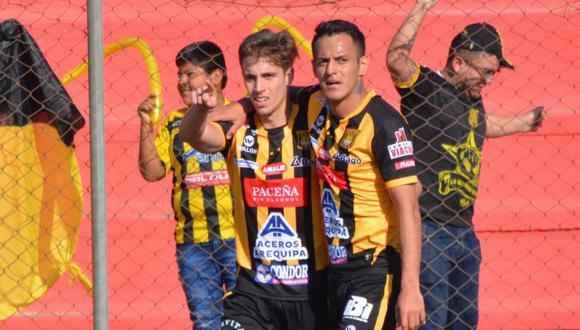 The Strongest visita este domingo (02:00 pm. / EN VIVO ONLINE vía Tigo Sports) el estadio Gilberto Parada para medirse ante Guabirá, por la tercera jornada del campeonato de Bolivia. (Foto: @ClubStrongest)