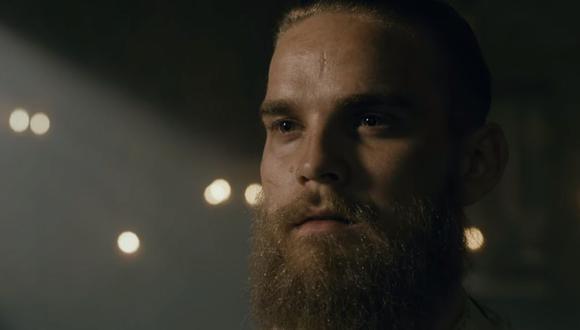 Hvitserk fue uno de los hijos de Ragnar que sobrevivió a los eventos de la última temporada (Foto: Vikings / Netflix)