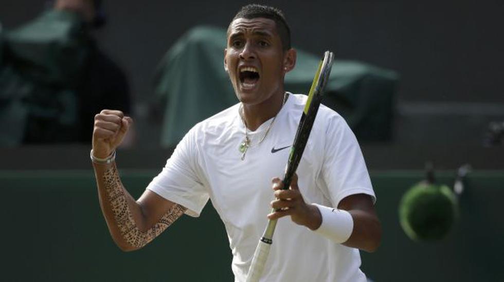 Conoce a Kyrgios, el juvenil que eliminó a Nadal de Wimbledon - 1